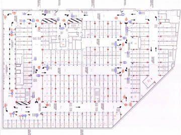 Проектирование паркингов и парковок